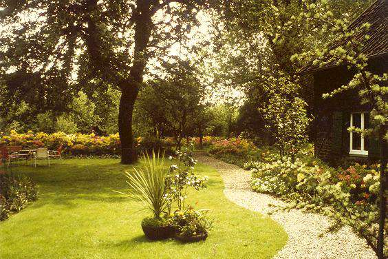 Garten nach Feng Shui in Gladbeck