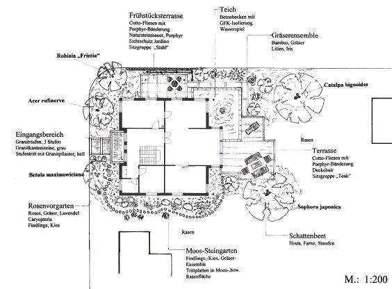 Planung Feng Shui Garten in Bad Vilbel