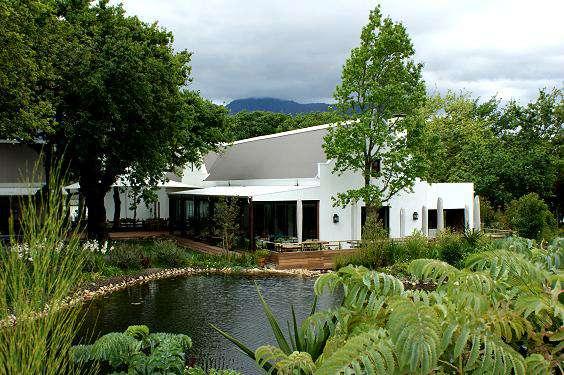 Weingut La Motte, Südafrika